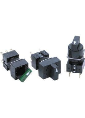 2 Pos Momentary Selector Switch SPDT