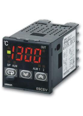 Temp Controller 1/16 din relay C alarm