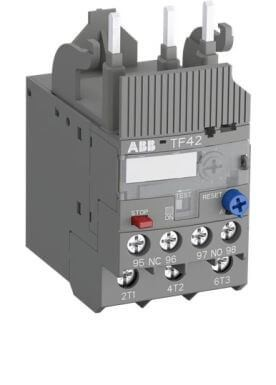THERMAL O/L RELAY, 4.20-