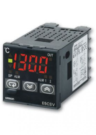 Temp Controller 1/16 din voltage C alarm