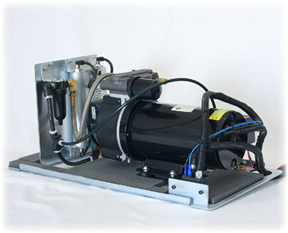 Compressor System for Buses