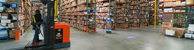 fetch in warehouse