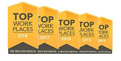 Top Workplace Emblem